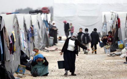 Турция чака нови 100 000 бегълци от халифата