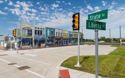 Град за колите без шофьори изникна в САЩ