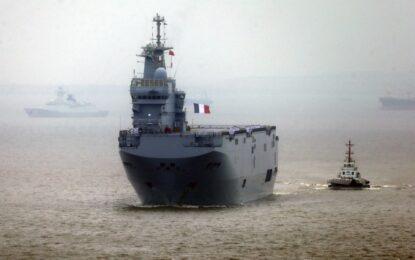 """Франция и Египет се споразумяха за руските """"Мистрал""""-и"""