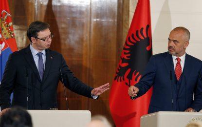 Лидерите на Сърбия и Албания ще мерят сили в ефир
