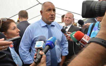 Борисов отстрани областния управител на Разград