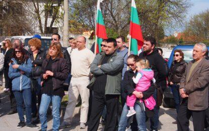 Варненци протестират заради строеж на блок за ромски семейства