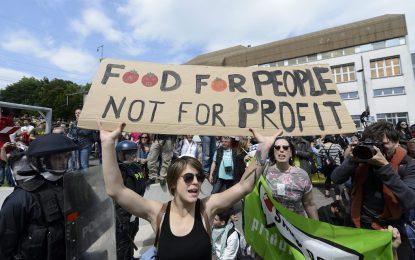 Шотландия забранява отглеждането на ГМО култури
