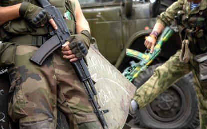 2000 руски военни загинали в Източна Украйна