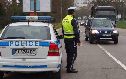2500 нарушения с превишена скорост в София за седмица