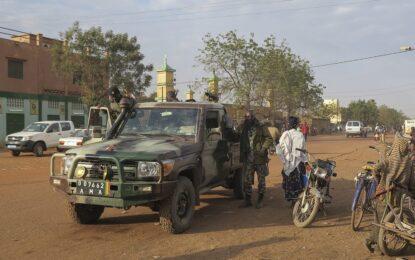 Заложническата криза в Мали приключи