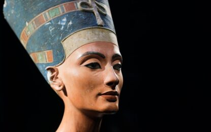 Учени откриха гробницата на Нефертити