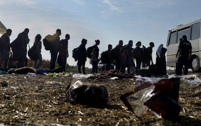 Оградата по границата наостри Унгария срещу Франция