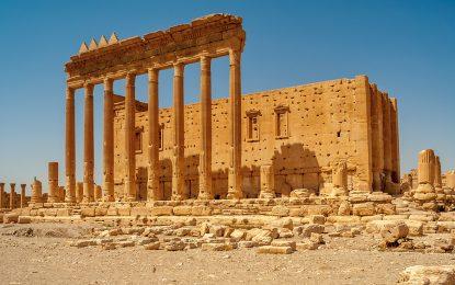 """""""Ислямска държава"""" взриви главния храм на Палмира"""