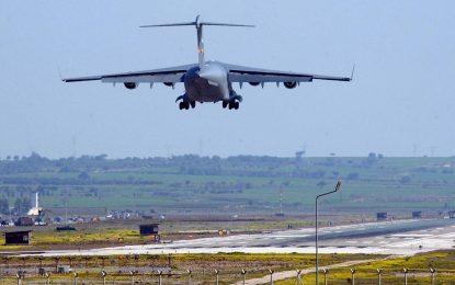 """САЩ удариха """"Ислямска държава"""" от турска база"""
