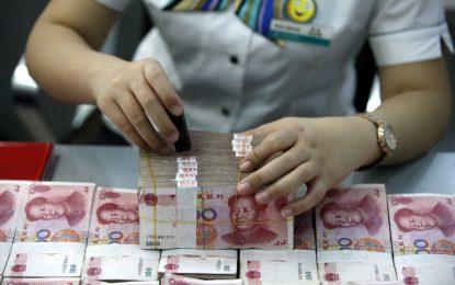 Китай пети ден влачи световните борси надолу