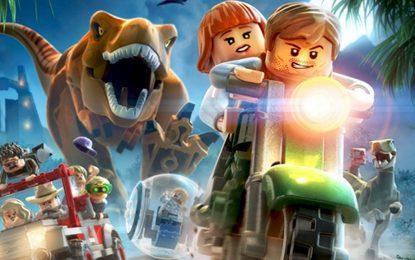 "Lego направи свой ""Джурасик свят"""