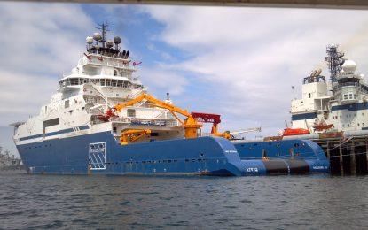 Shell с всички разрешителни за сондажи в Арктика