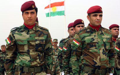 """""""Ислямска държава"""" е атакувала кюрдски бойци с химическо оръжие"""