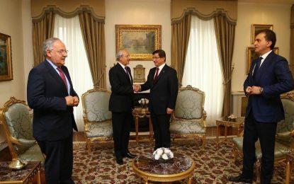 Турция на финалната права за коалиционен кабинет