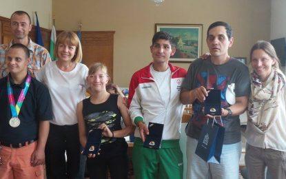 Параолимпийците ни подкрепени и от българи в САЩ