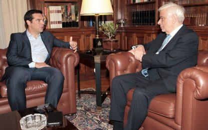 Кабинетът на Ципрас подаде оставка