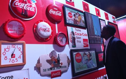 Не вярвайте на Coca-Cola, дори когато носи дарове