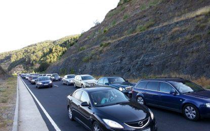 Натоварено движение и голяма опашка на границата с Гърция