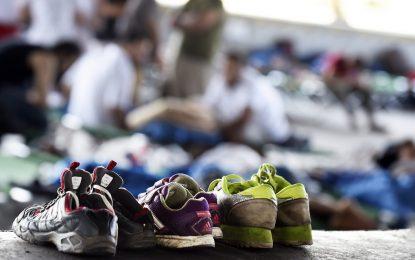 Трите спасени сирийски деца от камиона са изчезнали