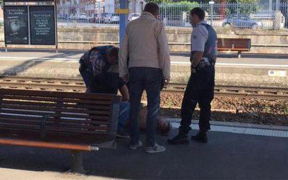 Американци надвиха терорист на влак във Франция