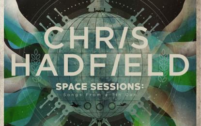 Астронавт записа музикален албум в Космоса