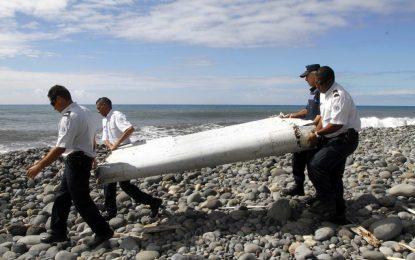 Малайзийският самолет МН370 е паднал край Индонезия