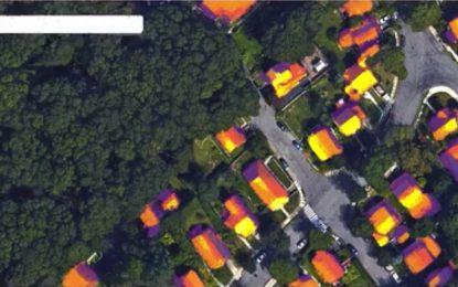 Зелен ток на покрива? Питай Google