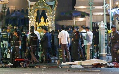 Властта в Банкок разкри бомбаджията (видео)