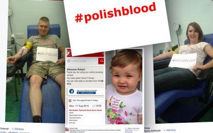 Поляци проляха кръв заради Великобритания