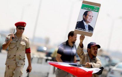 Египет затяга режима в името на антитероризма
