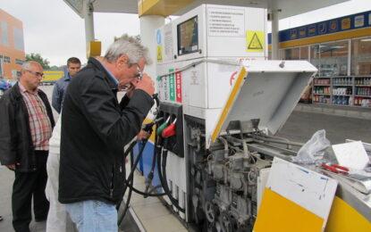 Едва 87 са неизправните разходомери за горива в страната