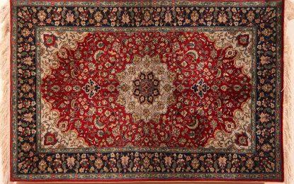 Персийският килим отново литва по света