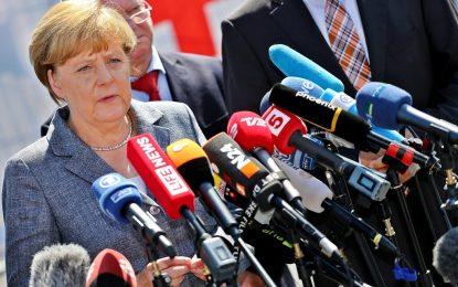 """Мути стана """"Мама Меркел"""" за бежанците"""