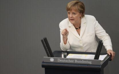 Меркел обяви, че квотите за мигранти са само първата стъпка