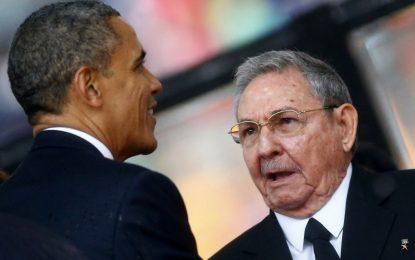 Кастро поиска САЩ да вдигне ембаргото срещу Куба