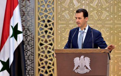 Защо Европа вече е с Асад