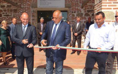 Борисов се похвали, че сме първенци по усвояване на еврофондове