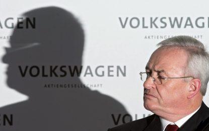 Бившият шеф на Volkswagen вече е разследван за измама