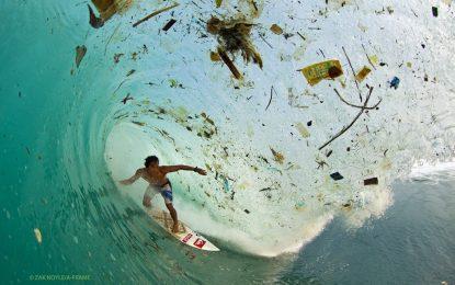 100-километрова платформа ще чисти океана от боклук