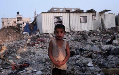 До 2020 г. Газа може да е необитаема