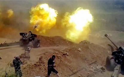 Джихадисти превзеха ключова авиобаза в Сирия