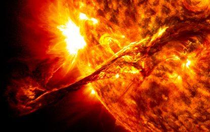 На ден Слънцето ни праща енергия за година