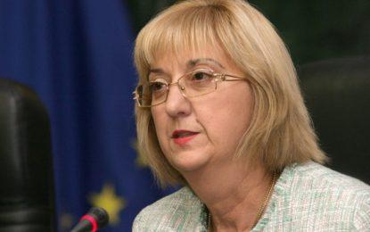 Съдебната власт прати Таня Райковска в КС