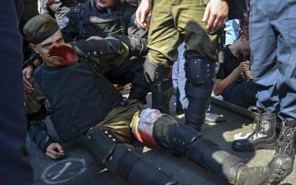 """Киев предупреди, че """"патриотите"""" отварят втори фронт"""