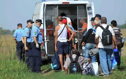 Заради мигрантите Сърбия и Хърватия се смразиха