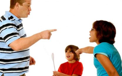 Децата на строги родители са винаги нещастни