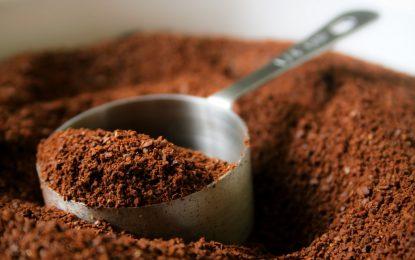 Рециклирано кафе поглъща въглерод от въздуха