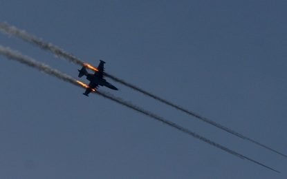 Руски самолети убиха най-малко 73 сирийци в Идлиб