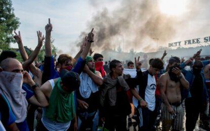 Гърция упътвала имигрантите с карти до Западна Европа